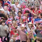The summer 'Jazz on the Lawn' was always popular. The one in 2012 had over 500 in the audience and some of them are on the school magazine's cover!