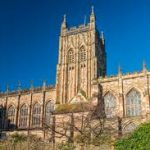 For some years I was accompanist for Malvern Suzuki Strings and accompanied them in Malvern Priory