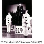 'O What A Lovely War,' Beauchamp College 1979