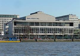 In 1986 I was the accompanist for the finals of the London Schools Choir Festival at the RFH