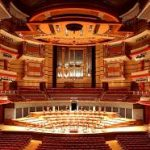..... followed by a concert at Birmingham's Symphony Hall